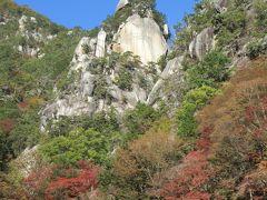 河口湖から昇仙峡へ紅葉を愛でる旅 昇仙峡編