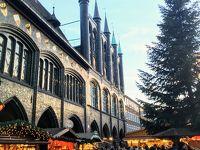 2018年〜2019年 ドイツ冬の旅� リューベックその1 クリスマスマーケットとヘンゼルとグレーテル