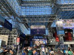 NYCニューヨークシティマラソン2019 EXPO会場 レースナンバー(ゼッケンBib)引換