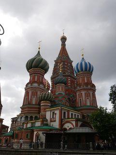 ちょっと早めの夏休みでロシア旅行 その16 モスクワ教会巡りをしてからJAL直行便で帰国