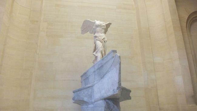 ハラハラドキドキ 初めてのパリ個人旅行⑥ ルーブル美術館に満足するも 帰国の日は空港でひと悶着