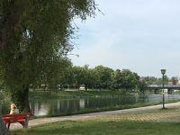 2019年GW メモリアル旅はやはり南ドイツ!黒い森~ボーデン湖~ロマンティック街道 【49】再びのウルムへ!まずはドナウ川まで