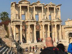 トルコ周遊:アルテミス神殿跡からエフェソス遺跡へ(都市Iイズミール郊外)