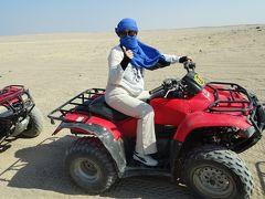 2019年夏休みは今年2度目のエジプト4~ハルガダで砂漠ツアー~