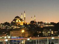 トルコ周遊:イスタンブル(トプカピ宮殿、アヤソフィア、ブルーモスク)観光編