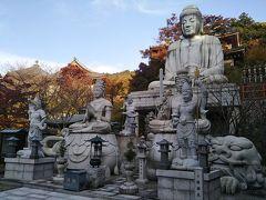 関西帰省で滋賀~神戸~奈良観光④/④壺阪寺