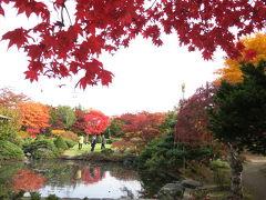 近間で紅葉観賞♪いつもの《札幌平岡樹芸センター》