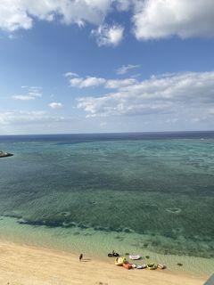 マイルで11月の沖縄旅行 1日目