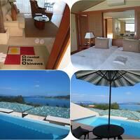 ホテルライフを楽しむ沖縄(4)オリエンタルヒルズ沖縄:プライベートプール付スイートルーム