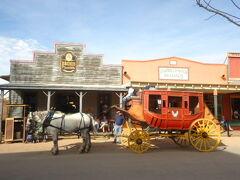 アリゾナ州 ツームストン ー 西部劇の町はタイムトリップ