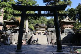 日光の社寺・・徳川家康を祀る日光東照宮をめぐります。