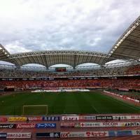 2011年12月 サッカー観戦、名古屋から北へ南へ1泊2日! #1新潟編