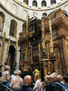 エルサレムは宗教の坩堝だ!