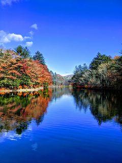 1泊2日 軽井沢の旅(雲場池とショッピング)
