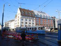列車とフェリーの旅(ドイツニュルンブルグからスウェーデンイエテボリ経由オスロ行)(1901)