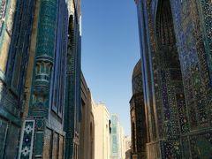 ウズベキスタン2019・・・(1)先ずはティムール帝国の都、サマルカンドから