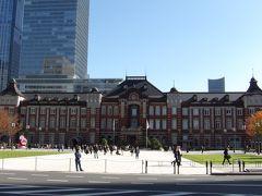 東京駅-2019年秋