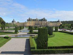 スウェーデンストックホルム 世界遺産ドロットニングホルム宮殿とドロットニングホルム劇場