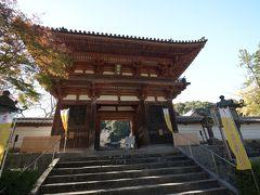 天野山 金剛寺の紅葉
