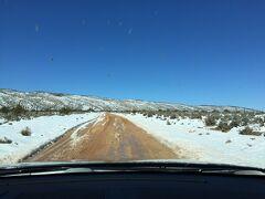 アリゾナ州 ホワイト ポケット② - 4駆限定のホースロック バレー ロード