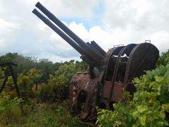 弾丸ナウル1907 「かつてリン鉱石で栄えた島を訪問、これにてオセアニア独立国コンプリートとなりました。」   ~ヤレン~