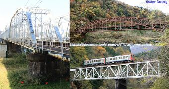 ◆富山 [北陸観光フリーきっぷ]で行く黒部峡谷紅葉狩りと橋梁等を巡る旅◆その3