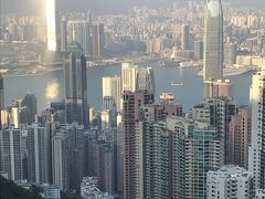 わぁ~い!来てしまった念願の香港ビクトリアピークへ。またまたトラブル発生。VOL.2/2