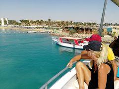2019年夏休みは今年2度目のエジプト5~Magawish and Giftun Islands Snorkeling Trip~