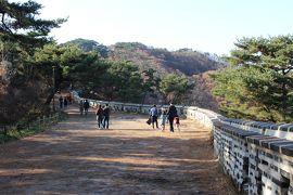 ソウル'19~地下鉄で南漢山城へ