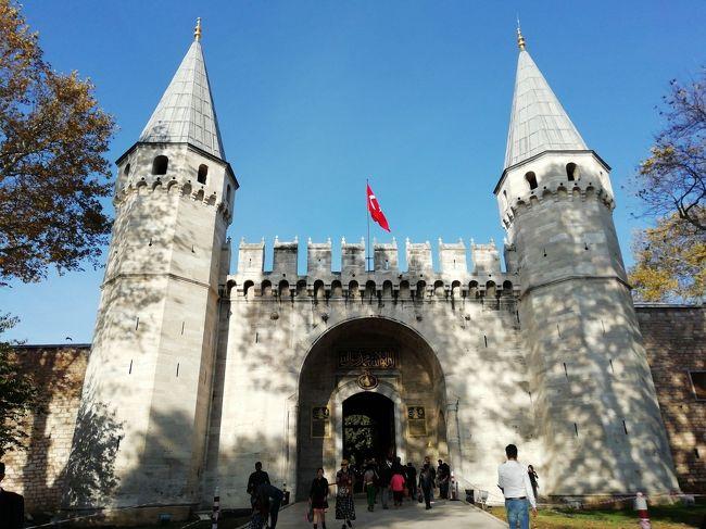 18年前に10日間のトルコツアーに参加<br />ツアーだったのでイスタンブールは確か一泊だけ、カッパドキアは日帰りの簡単なものだった。<br />当時は気球も今ほど盛んではなく洞窟ホテルも数少なかったらしい。<br /><br />トルコのTVドラマ「オスマン帝国外伝」にはまって早3年~<br />もう一度トルコをじっくり見てみたい、歩いてみたいと思った。<br /><br />一昨年ターキッシュエアラインでポルトガルに行った時、無料の観光に参加したけど雨で観光は早々に終わってしまい残念な結果。<br /><br />今年のターキッシュエアラインは一昨年の倍近いお値段、<br />そこで調べたらローマまでの激安航空券があり、それに別切りのローマ⇔イスタンブールを買った。<br /><br />中国南方航空 羽田⇔ローマ        45,560円<br />ペガサス航空 ローマ⇔イスタンブール   18,225円(受入荷物20K)<br />ホテル(トルコ7泊 ローマ4泊 計11泊)    42,225円<br />交通・食事・観光  他                 54,400円<br />-----------------------------------------------------------------------------<br />                                                 計   160,410円<br />