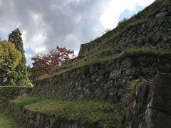 岐阜県の城跡巡り:岩村城跡、日本三大山城と呼ぶには?六段壁は見事