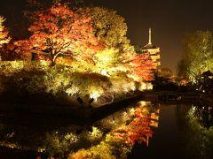 紅葉の京都・宇治と京都市内を少しだけ
