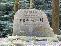 奈良紅葉 1 柳生街道から春日奥山ドライブウェイを経て若草山へ