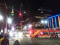 晩秋のニューヨーク旅 初日