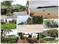 25周年記念 クック諸島 Day2-2(ムリビーチ周辺を散策)