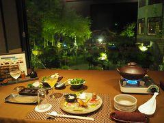 おいしいものを食べてゆっくりするだけの温泉旅行/船山温泉