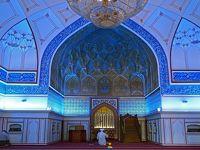 神秘的なブルーと素朴なサンドカラーが美しい東洋文化と西洋文化の交差路 in ウズベキスタン★2019 07 5日目【BHK】