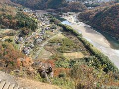 絶景山城日本一・苗木城