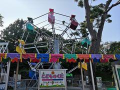 日本最古の小さな観覧車があるレトロな遊園地 函館公園こどものくに