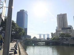 シンガポールは都会と下町の融合