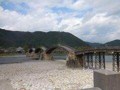 岩国の錦帯橋へ行ってきました。