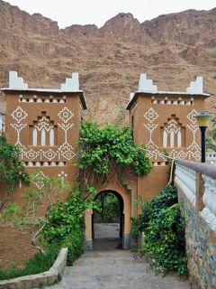 今日は何色?初ムスリムの国モロッコへ・・・おそるおそる駆け抜けた6日間!⑫ ☆オアシスの中のカスバホテル☆Kasbah Taborihte☆