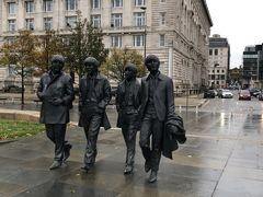 イギリス鉄道の旅 D10. Liverpool 観光