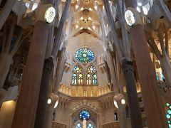 2019年11月 スペイン3都市旅行(バルセロナ・サラゴサ・マドリード)バルセロナ市内観光