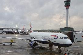 【フライト編⑦】BAのA320ビジネスクラス搭乗 プラハ→ロンドン ~ワンワールド世界一周航空券で2ヶ月の旅