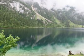 女一人旅【第12弾】③リッペンシュタインの展望台&ゴーザウ湖