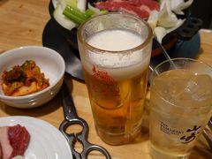 札幌のスーパー銭湯に泊まる