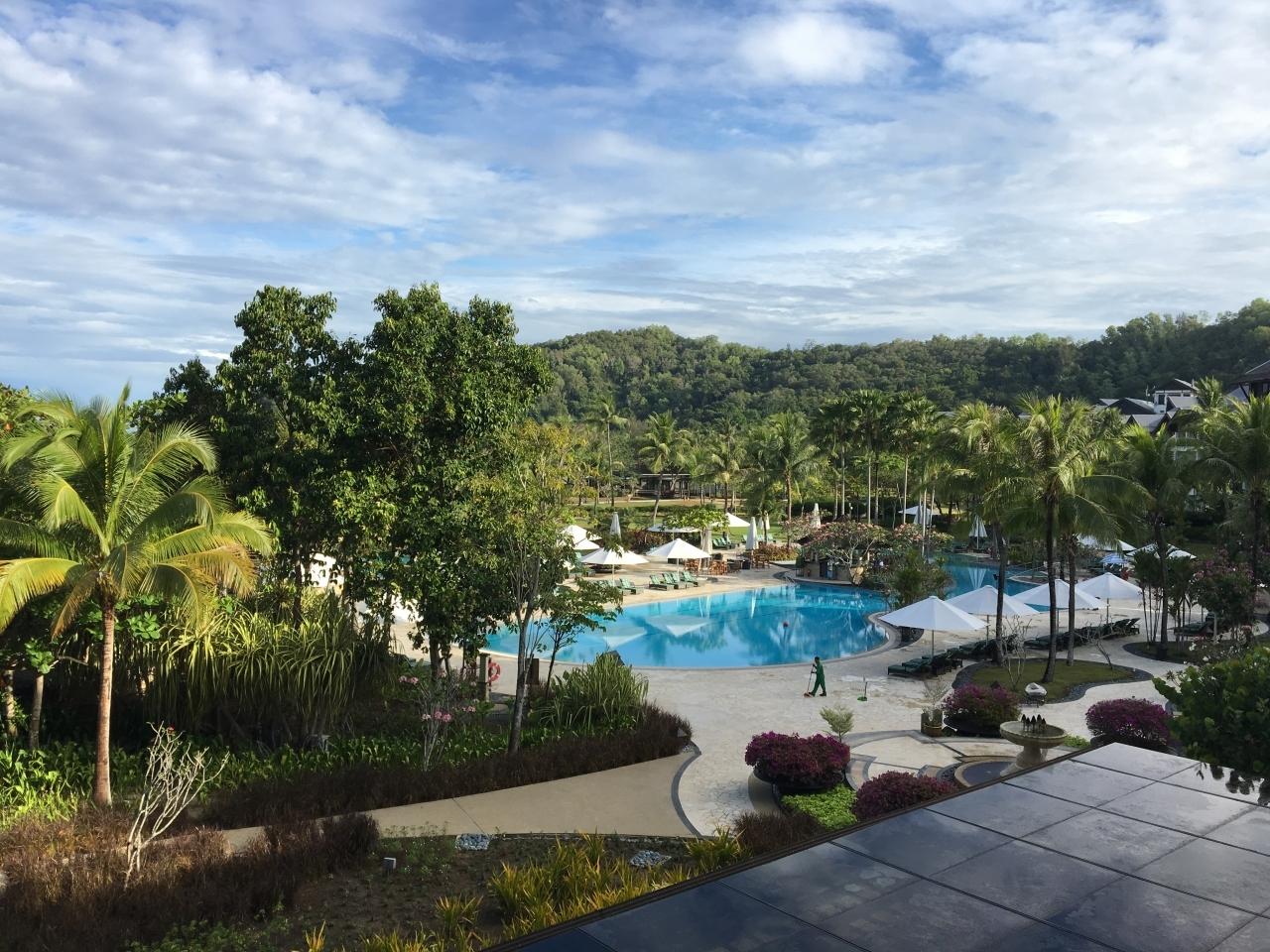 Shangri-La's Rasa Ria Resort, Kota Kinabalu シャングリ・ラ ラサリア リゾート