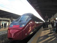ベネチアからイタロ高速鉄道に乗って、ベローナへ日帰り旅