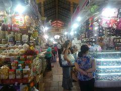 サイゴンの3日間(5)サイゴン中央市場。